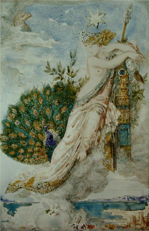 12th Mar 2015 – Juno conjunct Isis – Lua Astrology