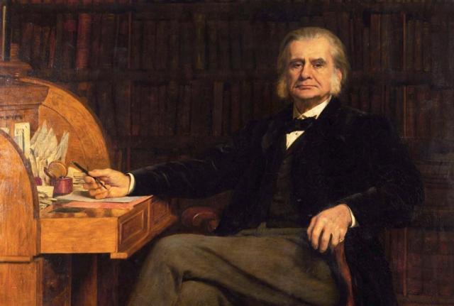 portrait-of-professor-huxley